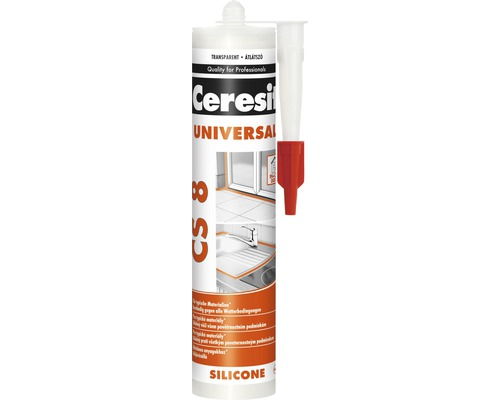 Ceresit CS 8 UNIVERSAL silikon 280ml